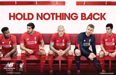 리버풀(Liverpool FC) 홈킷(home kit) 'Hold Nothing Back' 출시