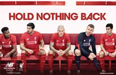 리버풀(Liverpool FC) 홈킷(home kit) 'Hold Nothing Back' 출시