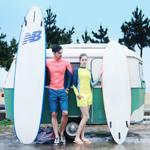 워터스포츠 컬렉션 'Surf on the wave' 출시