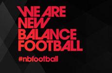 뉴발란스, 글로벌 축구라인 공식 런칭 발표