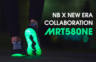 "NB x NEW ERA Collaboration ""MRT580NE"""