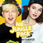 뉴발란스 정글팩(JUNGLE PACK T-shirt) 출시