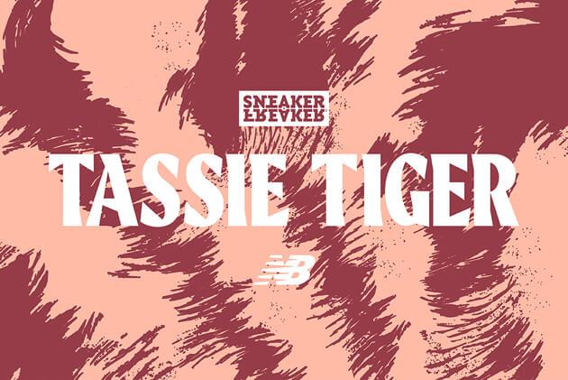 "SNEAKER FREAKER X NB997.5 ""Tassie Tiger"" NB997.5"