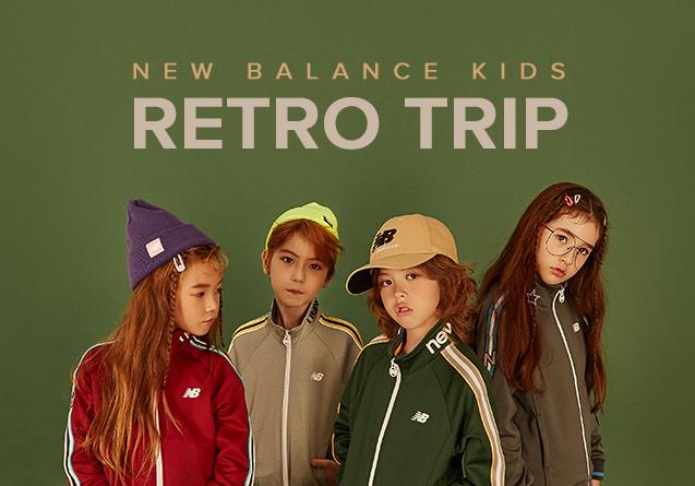 KIDS RETRO TRIP