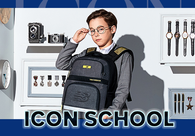19SS ICON SCHOOL, KIDS BACKPACK