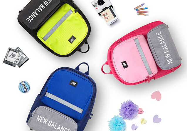 NB KIDS ONLINE ONLY BACKPACK