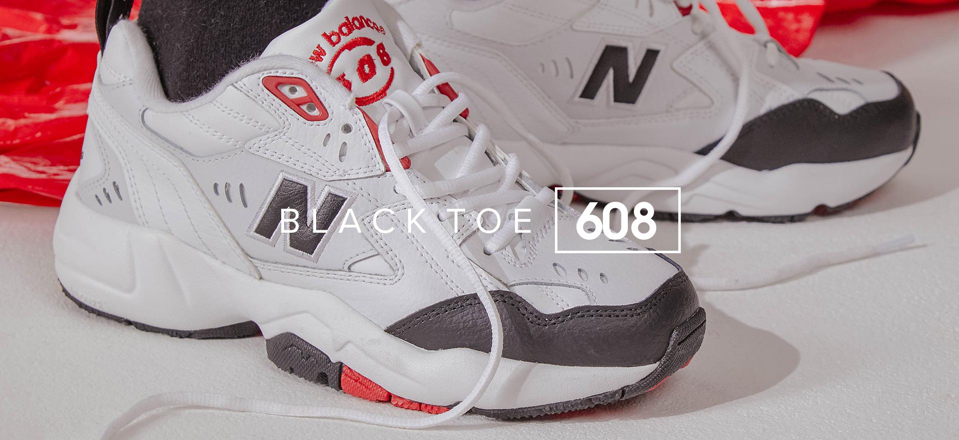 BLACKTOE 608