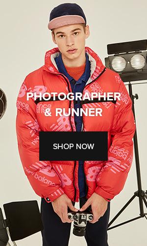 PHOTOGRAPHER & RUNNER
