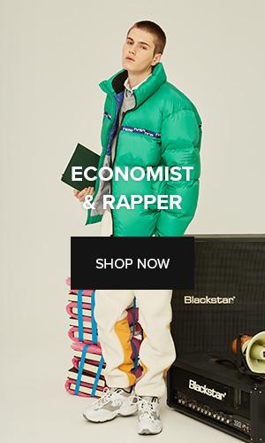 ECONOMIST & RAPPER