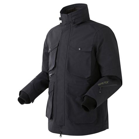 UNI SYSTEMA LV5/6. 2IN1 DOWN JACKET