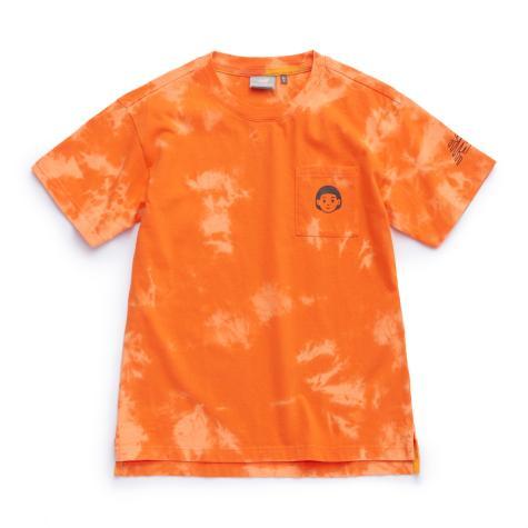 UNI NBxNORITAKE 포켓 걸 티셔츠(DYEING)