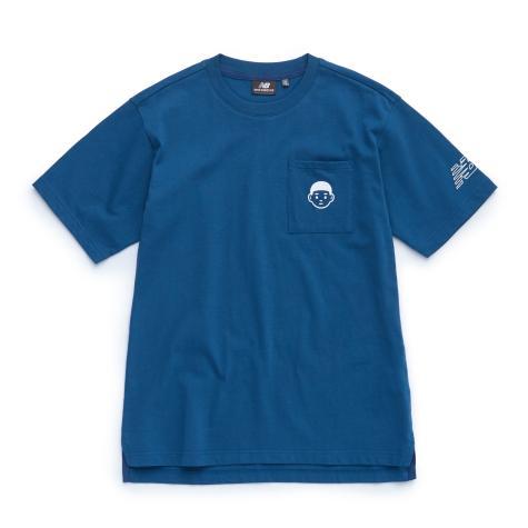 UNI NBxNORITAKE 포켓 보이 티셔츠(DYEING)