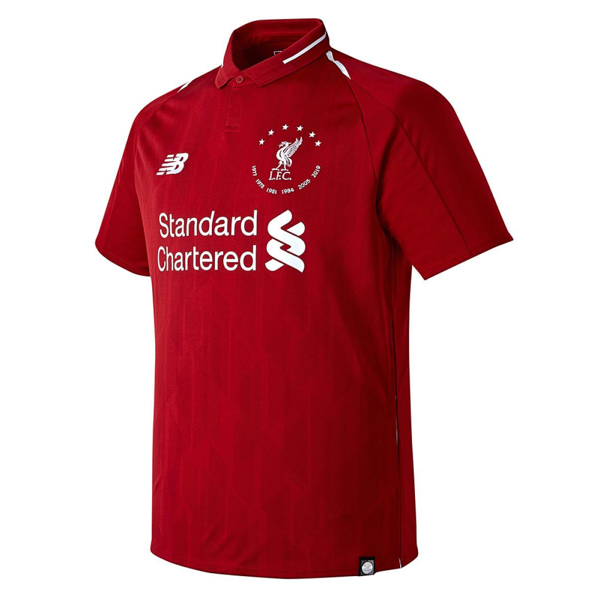 UNI 리버풀 18/19 홈 기념 시그니처 유니폼