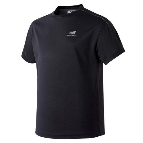 MEN 냉감 등판 레터 티셔츠