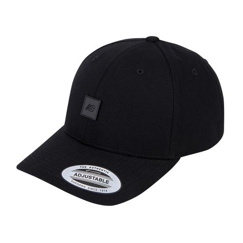 Metal Logo Soft Ball Cap
