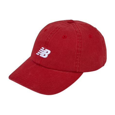 6-Panel Curved Brim NB Classic Hat