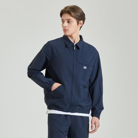 UNI NB 시어서커 클래식 셔츠자켓