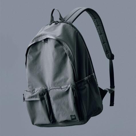 Grey Pack_투포켓 백팩