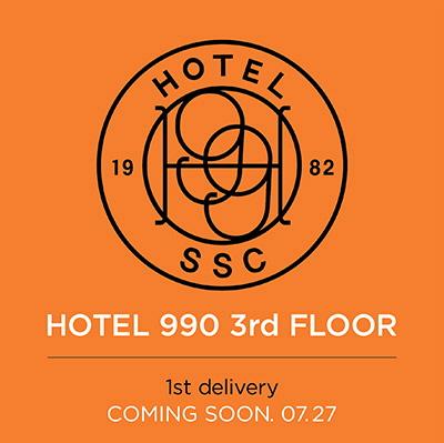 HOTEL 990 3rd floor