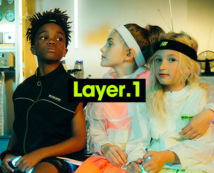 NB KIDS NEWLINE: LAYER.1